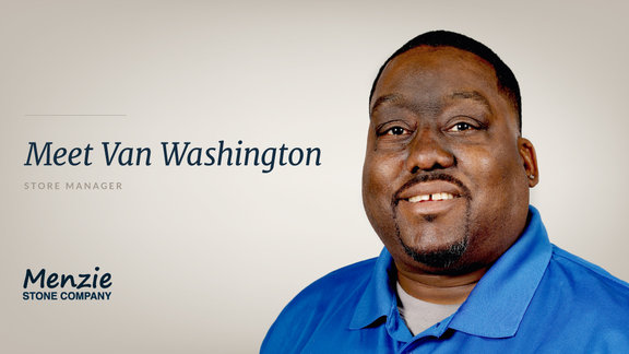 Employee Spotlight Van Washington Van